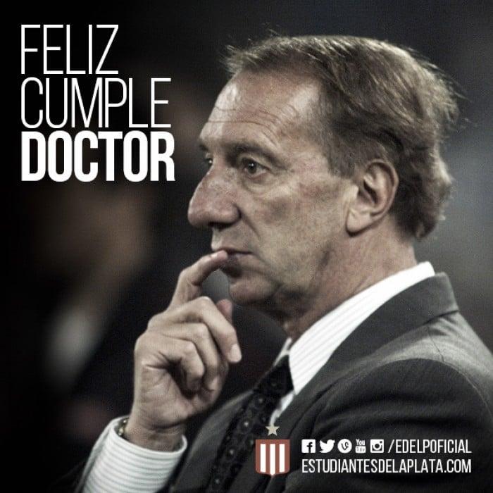 ¡Feliz cumpleaños Doctor!
