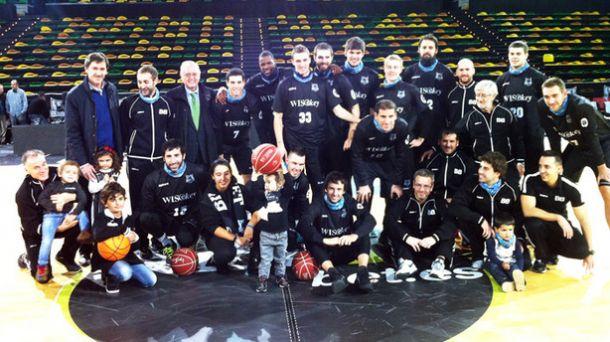 El BilbaoBasket se une a la solidaridad
