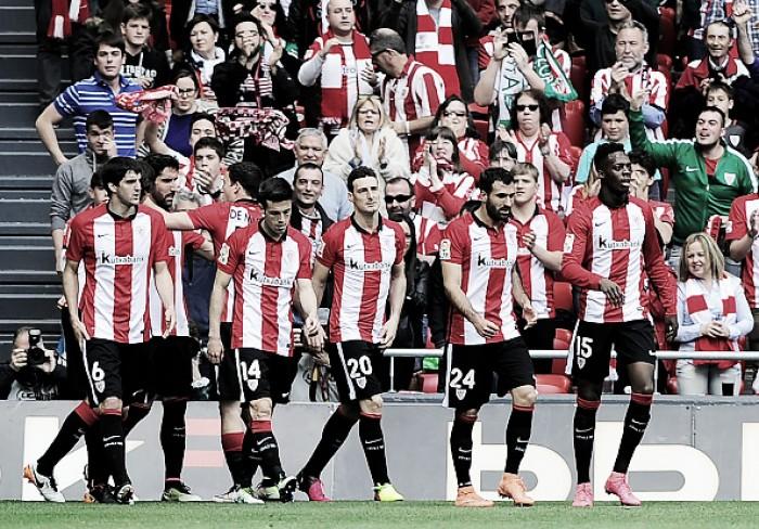 Athletic Bilbao vence Celta de virada e quebra invencibilidade da equipe de Vigo