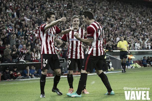 Les buts de Ath.Bilbao - Espanyol