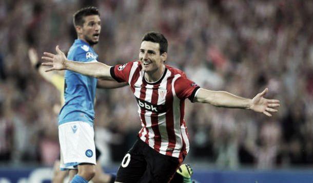 Athletic Bilbao 3 (4) - 1 (2) Napoli: Basques brush aside Neapolitans