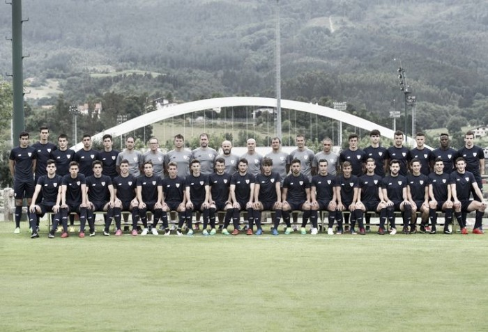 Presentación del Bilbao Athletic 2017/2018
