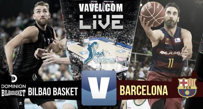 El Dominion Bilbao Basket continúa como líder invicto