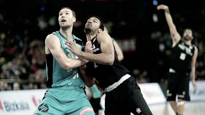 RETAbet Bilbao Basket vuelve a ganar tras cinco derrotas seguidas