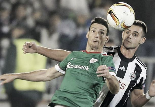 Partizan Belgrade 0-2 Athletic Club: Spaniards comfortable throughout in routine victory