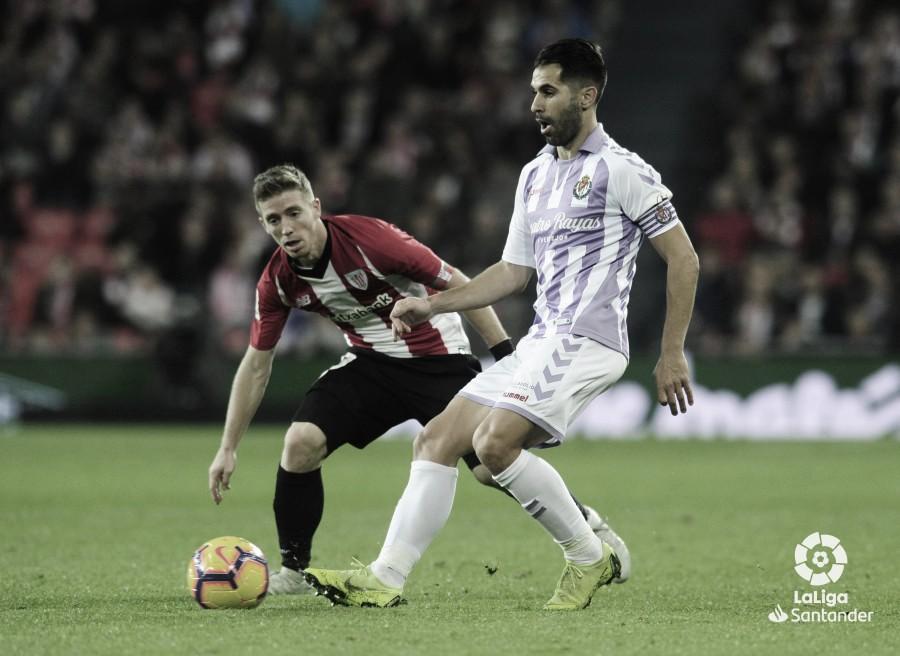 Previa Real Valladolid - Athletic Club: nueva final en Zorrilla
