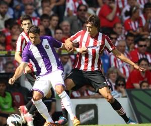 Athletic de Bilbao 2-0 Real Valladolid: Puntuaciones del Real Valladolid, Jornada 3