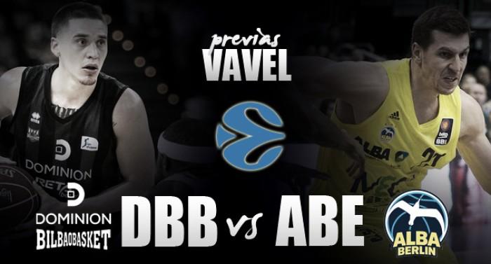 Dominion Bilbao Basket - Alba Berlin: que no pare la fiesta
