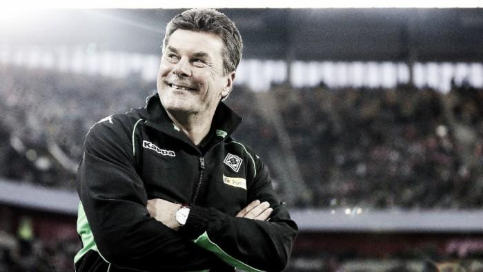 Técnico Dieter Hecking valoriza vitória do Gladbach sobre líder Bayern