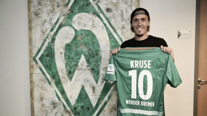 Max Kruse returns to Werder Bremen