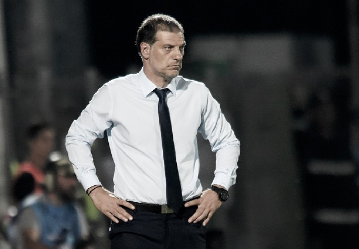 West Ham's Giurgiu draw is a missed opportunity, insists Bilic
