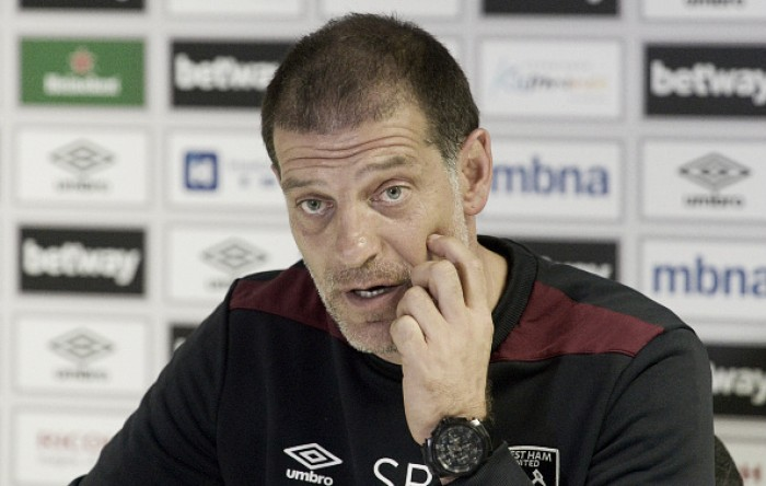 Win will make settling in much easier, insists Bilic