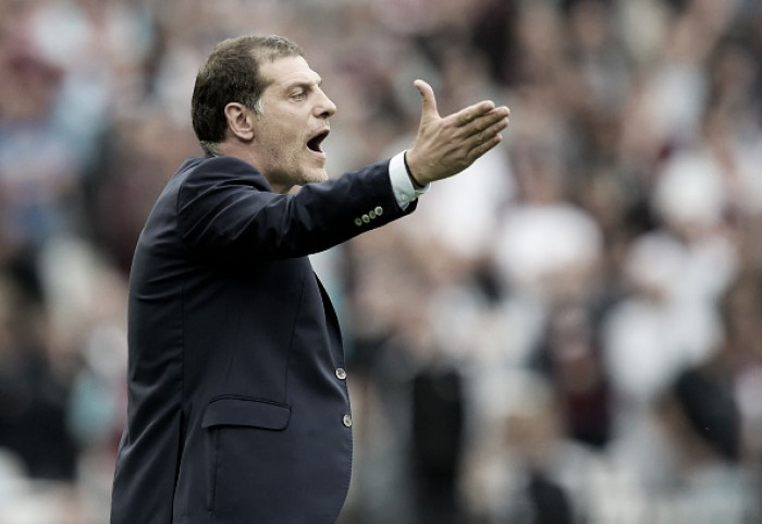 Slaven Bilic critical of his West Ham players after Watford defeat