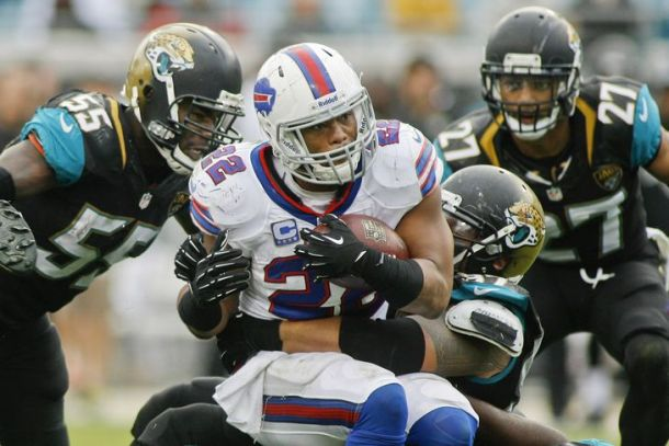 Yahoo! Gains Rights To Live Broadcast Bills-Jaguars London Game