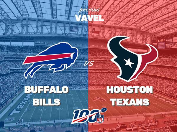 Previa Bills vs Texans: Deshaun Watson contra la mejor defensa de la liga