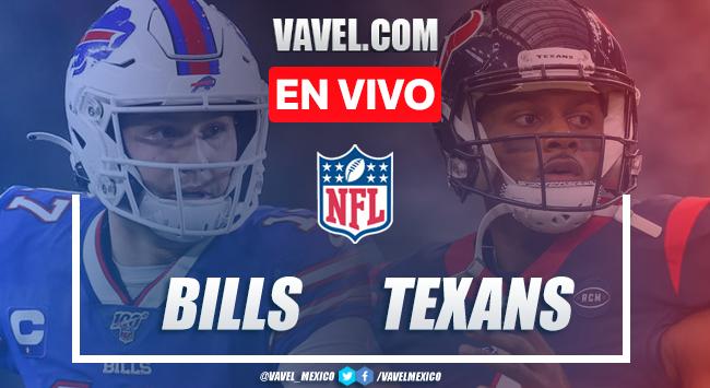 Resumen y touchdowns: Buffalo Bills 19-22 Houston Texans en Wild Card NFL 2020