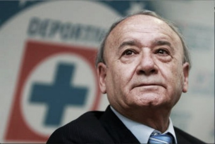 'Billy' confirma la continuidad del 'Chaco' en Cruz Azul