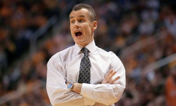 Oklahoma City Thunder In Discussions With Billy Donovan