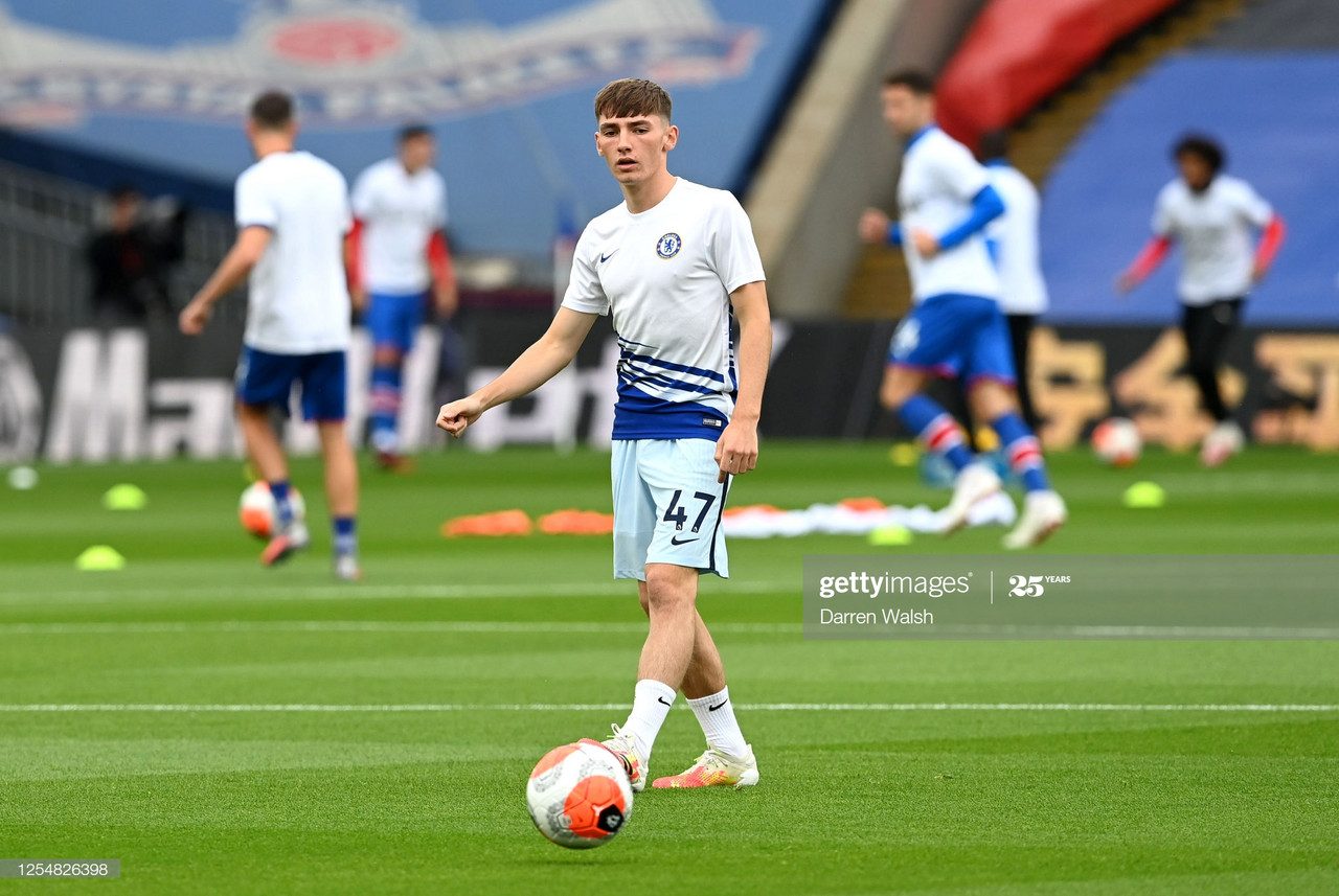 What is Billy Gilmour's best position?