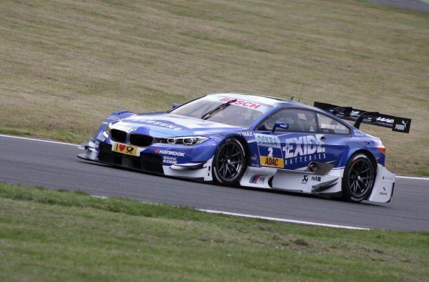 DTM: place à la M4 chez BMW en 2014