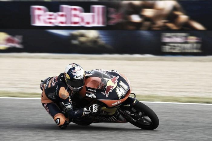 Moto3, Jerez: Binder eroico, parte ultimo e vince il suo primo GP