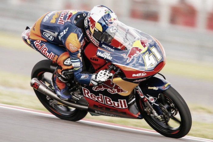 Brad Binder claims another pole position in Brno