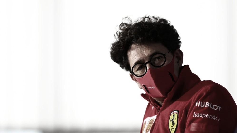 """Após sequência ruim, Binotto admite: """"Projeto do carro precisa ser revisado"""""""