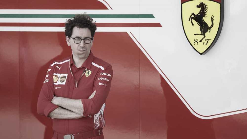 Chefe da Ferrari, Binotto revela 'grande possibilidade' da atual temporada fechar em 2021