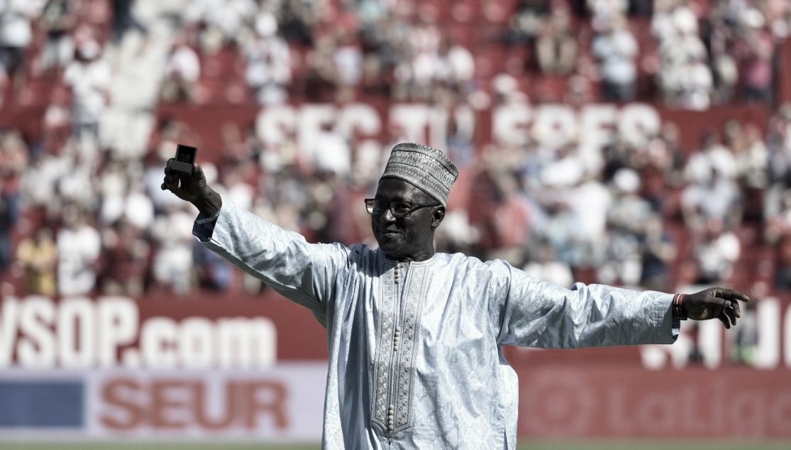 Biri Biri, un legado del Dakar hasta Nervión
