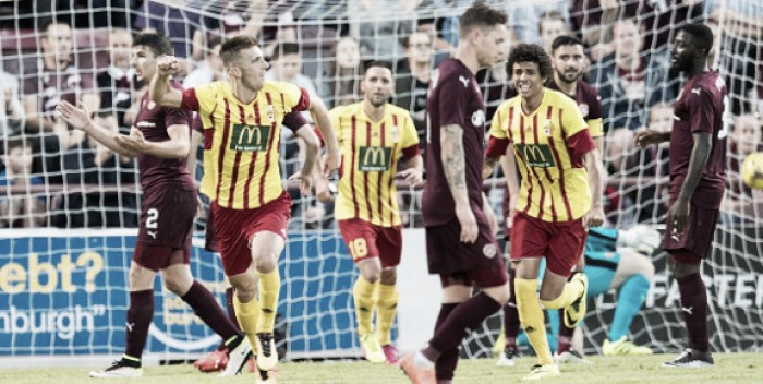 Birkirkara surpreende, vence Hearts fora de casa e se classifica na UEL