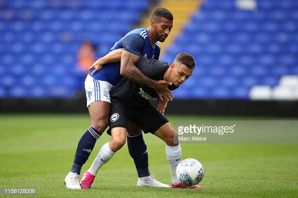 Birmingham City 0-4 Brighton: Seagulls soar against The Blues