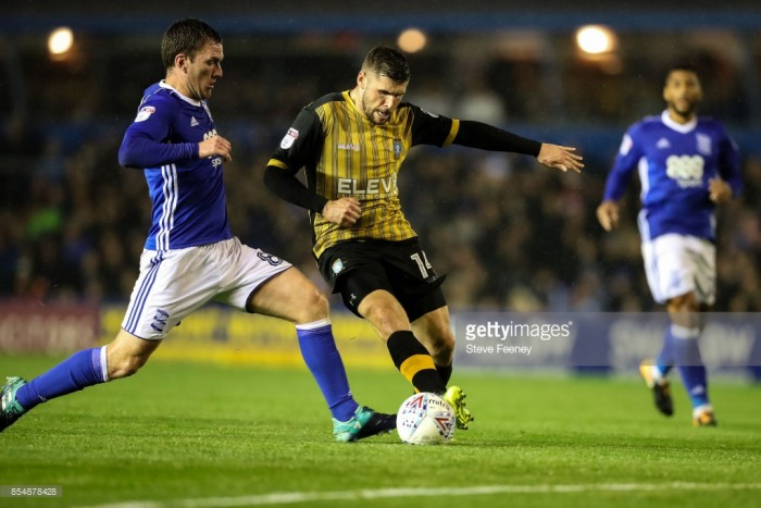 Birmingham City 1-0 Sheffield Wednesday: Isaac Vassell scores to hand Lee Carsley his first win