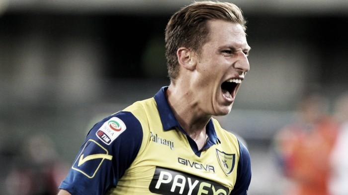 Chievo Verona: le parole di Valter Birsa