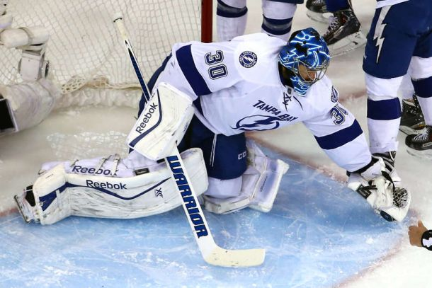 Bishop Checkmates New York Rangers As Tampa Bay Lightning Win Eastern Conference