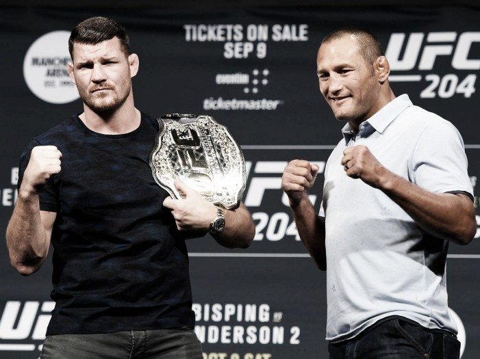Michael Bisping leads a strong British contingent at UFC 204