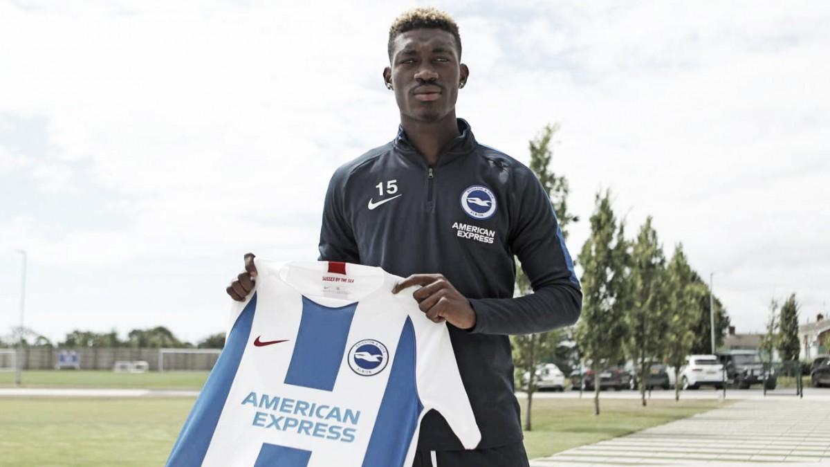 Yves Bissouma, nuevo jugador del Brighton