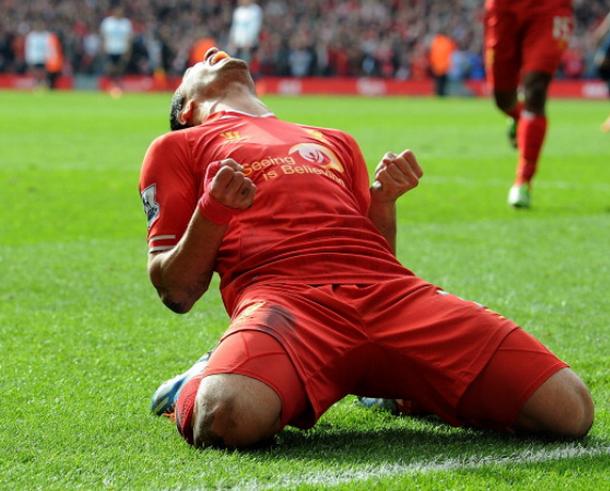 Luis Suárez: Top 10 Liverpool moments
