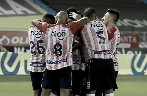 Puntuaciones Atlético Junior tras su victoria frente a Alianza Petrolera