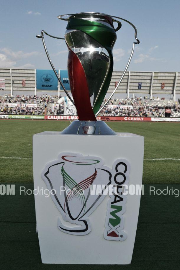 Puebla estará en el Grupo 7 de la Copa MX