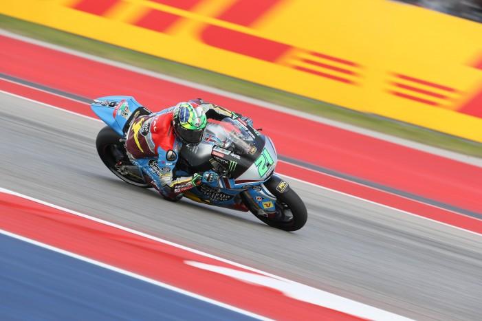 Moto2: Third consecutive win for Morbidelli
