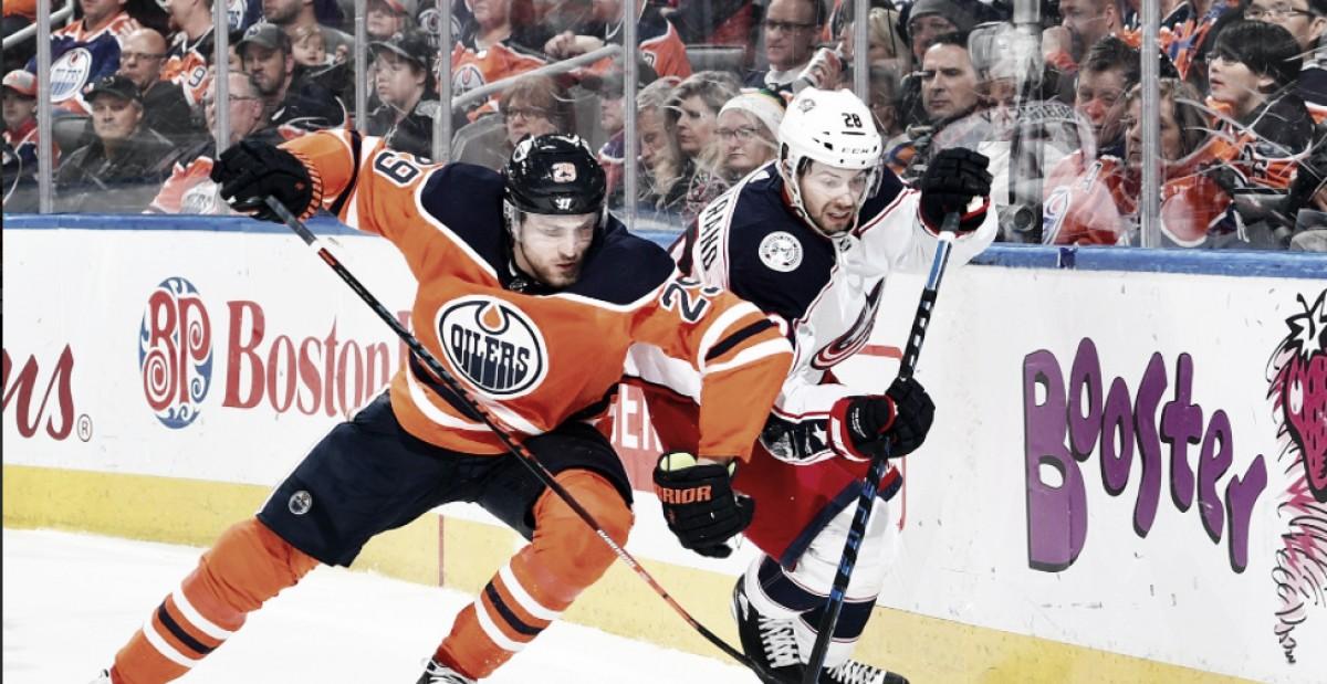 Blue Jackets run rancid on Edmonton Oilers