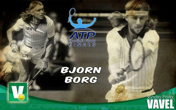 Bjorn Borg: el niño que calcinó el circuito