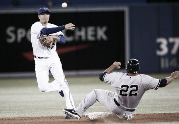 Azulejos cortan racha de Yankees