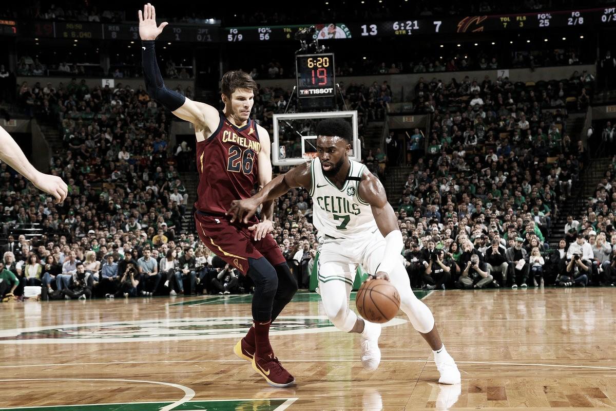 NBA playoffs, partenza lenta dei Cavs al Garden
