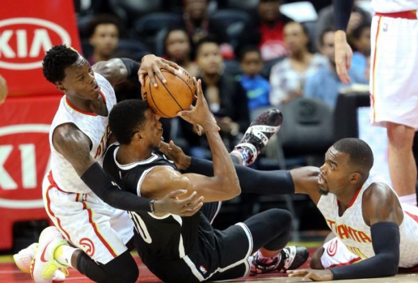 Brooklyn Nets Suffer Fifth Straight Loss With Defeat To Atlanta Hawks