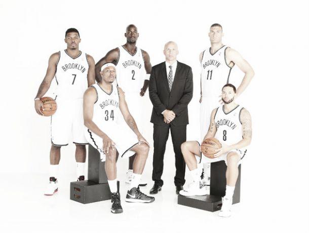 Brooklyn Nets 2013: dinero, veteranía y un entrenador novato que llaman al desastre