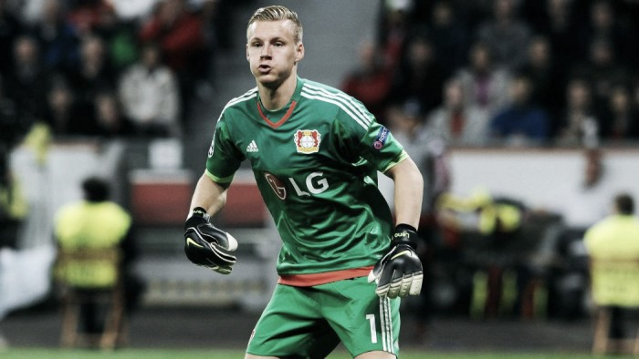 Leno extends until 2020 with Leverkusen