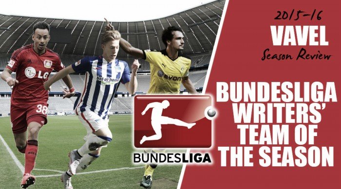 VAVEL Writers' Bundesliga Team of the Season
