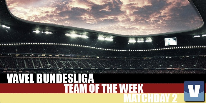 VAVEL's Bundesliga Team of the Week - Matchday 2: Leipzig shock BVB, goals galore in Mainz