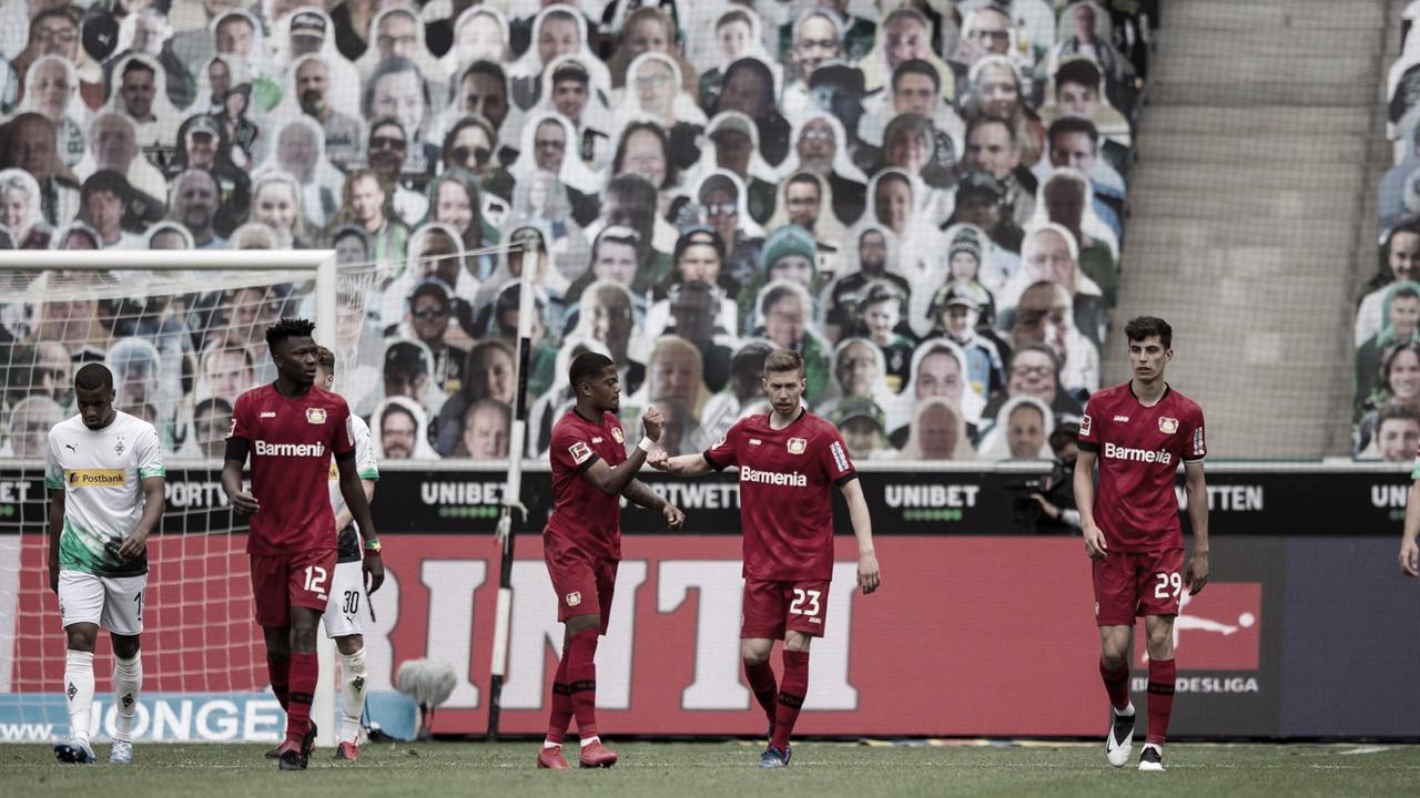 Bayer Leverkusen recebe Wolfsburg e busca se consolidar no G-4 da Bundesliga